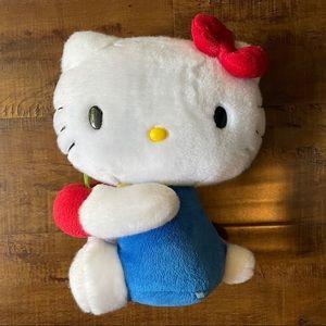 Hello Kitty Apple Plush